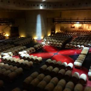 Argentinien Weinreise Bodega O. Fournier - der Showroom