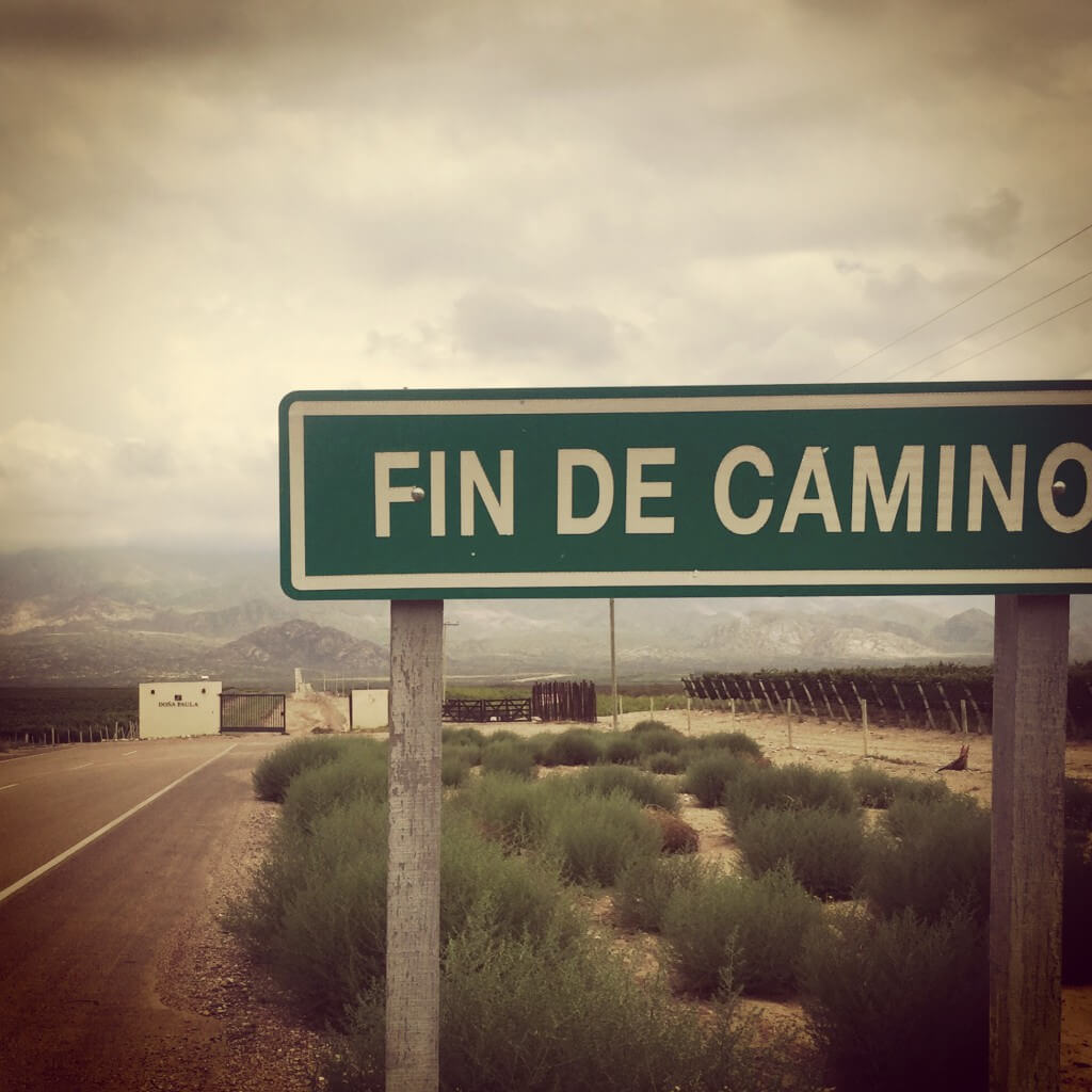 Argentinien Weinreise Mendoza - im Valle de Uco