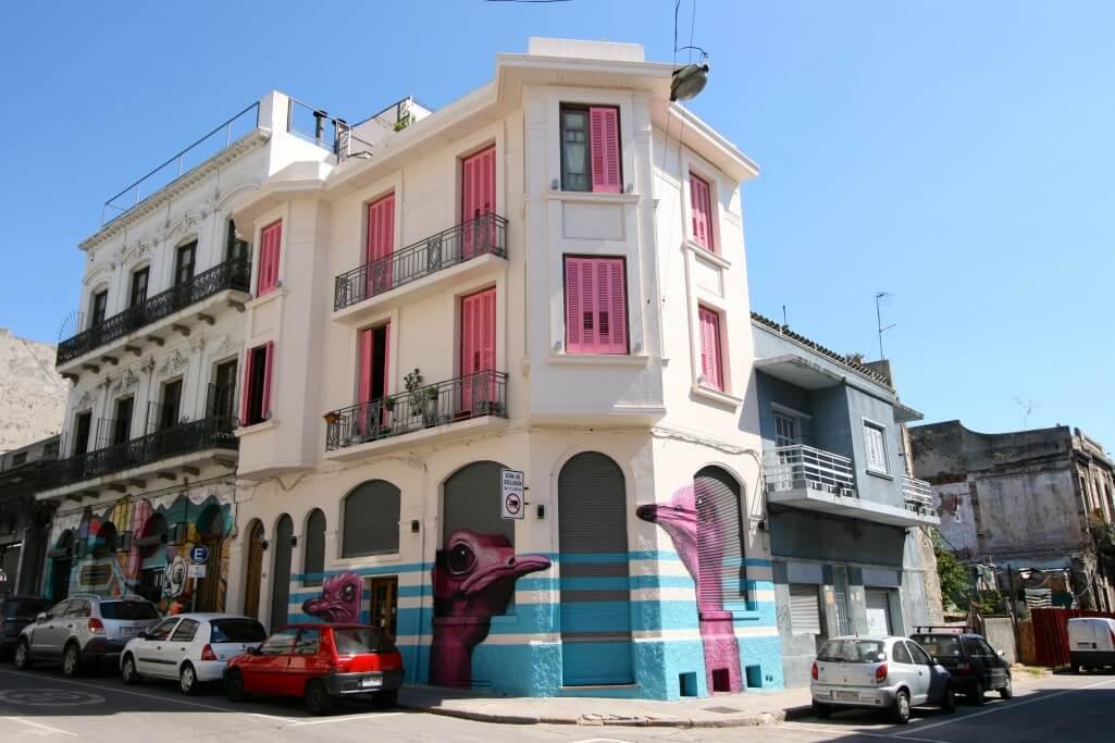 Montevideo und Colonia del Sacramento: Historische Altstadt von Montevideo