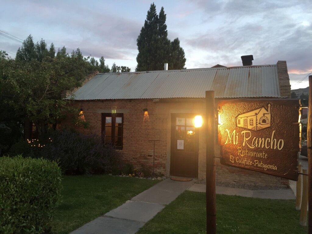 Reisetipps Patagonien: Restaurant Mi Rancho in El Calafate
