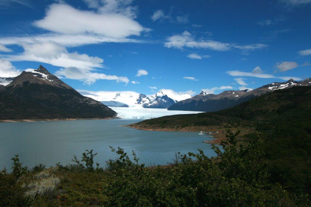 """Reisetipps Patagonien: Blick aus der """"Seufzerkurve"""""""