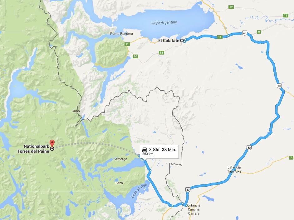 patagonien-chile-torres-del-paine-map