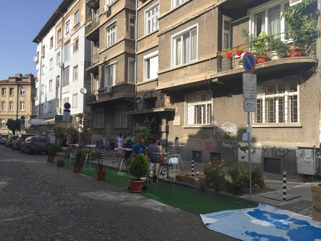 Reisetipp Sofia: Café in der Altstadt