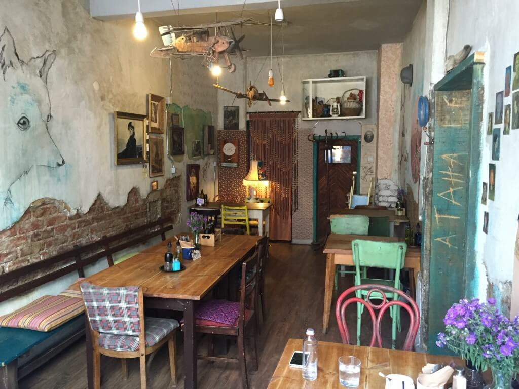 "Reisetipp Sofia: Restaurant ""Made in Home"""