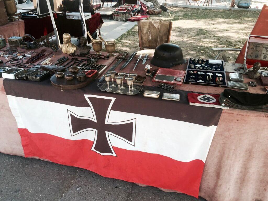 Reisetipp Sofia: Flohmarkt (ohne Worte)