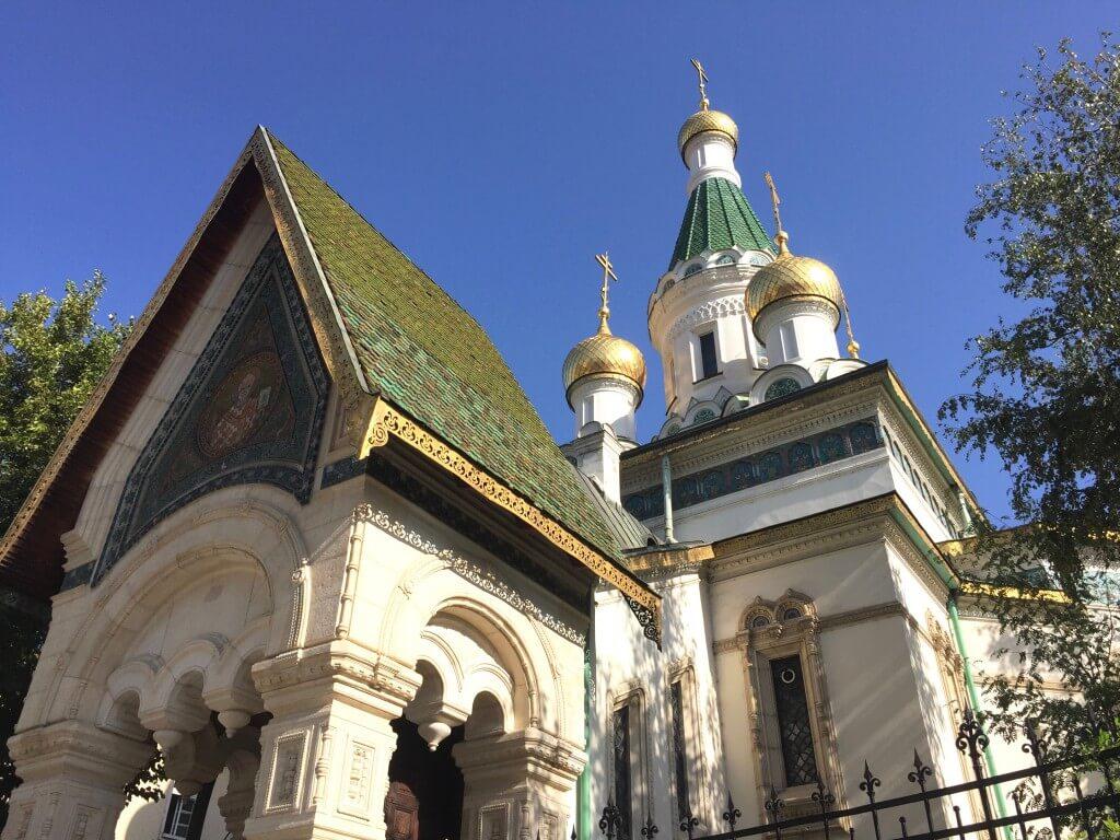 Reisetipp Sofia: Orthodoxe Kirche Sveti Nikolay