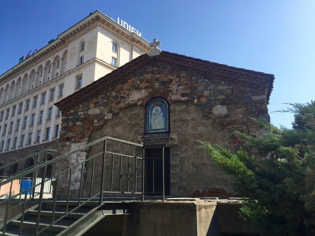 Reisetipp Sofia: Kirche Sweta Petra Samardzhiyska
