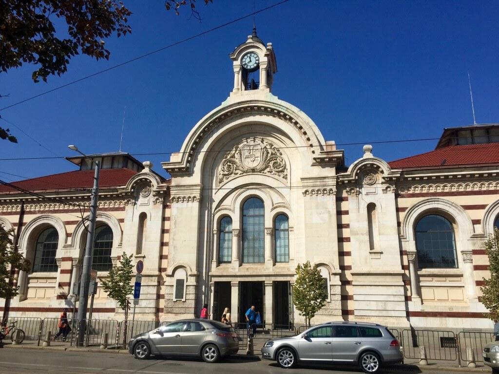 Reisetipp Sofia: Zentralmarkthalle