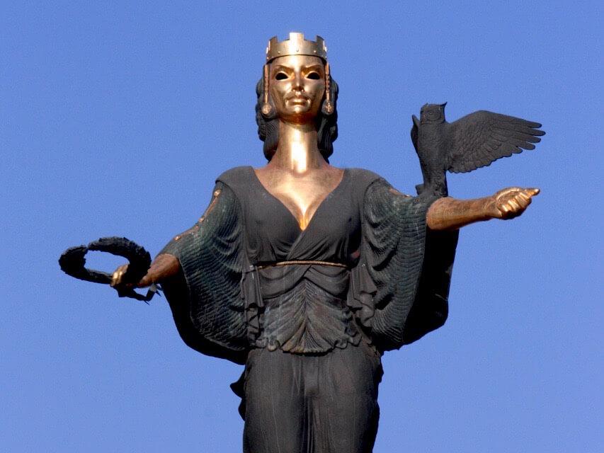 Reisetipp Sofia: Status Heilige Sofia