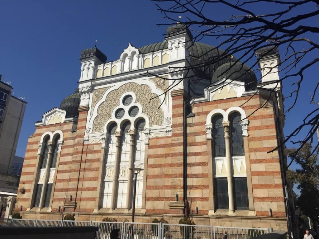 Reisetipp Sofia: Synagoge