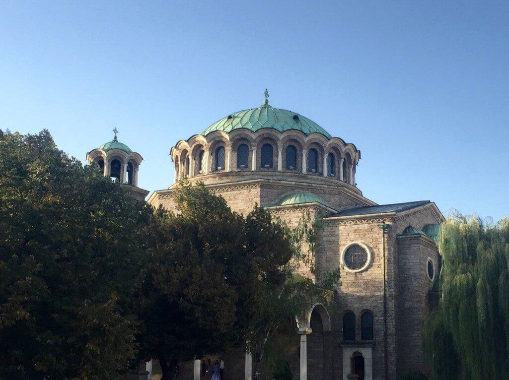 Reisetipp Sofia: Kathedrale Sweta Nedalja