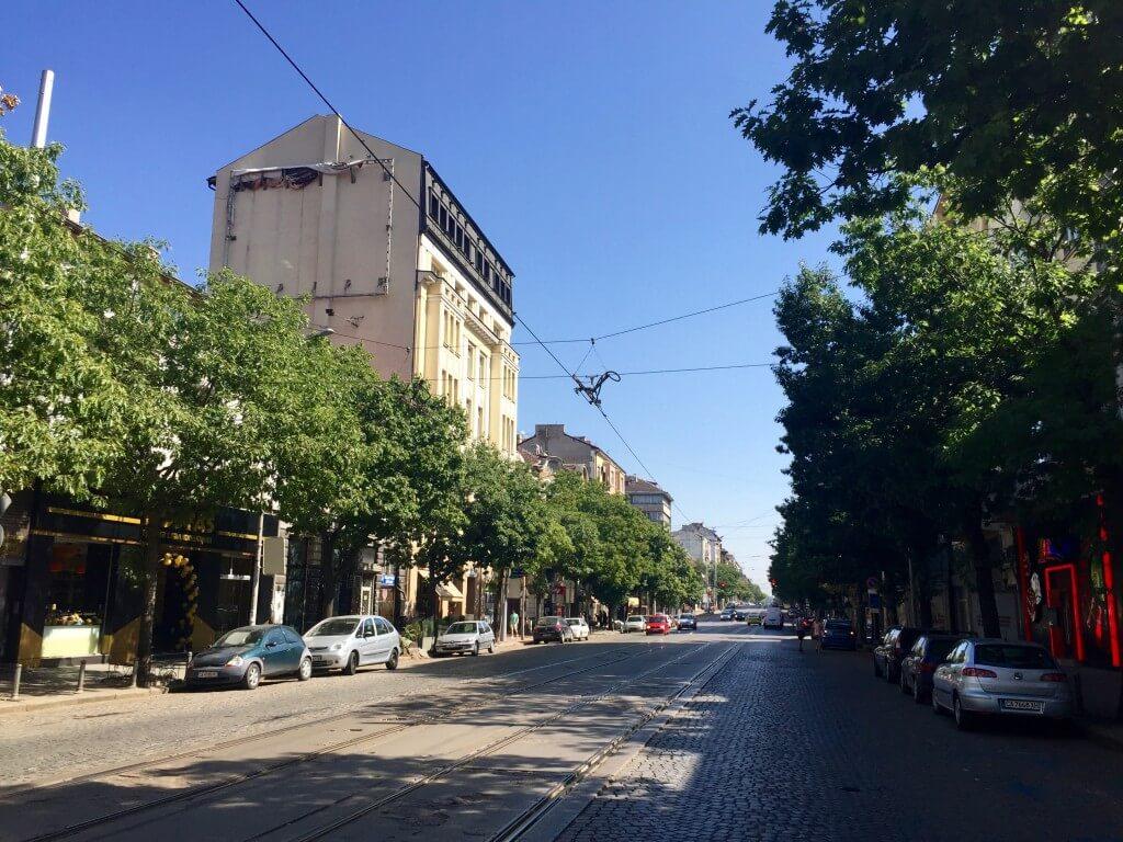 Reisetipp Sofia: Boulevard Knyaz Al. Dondukov