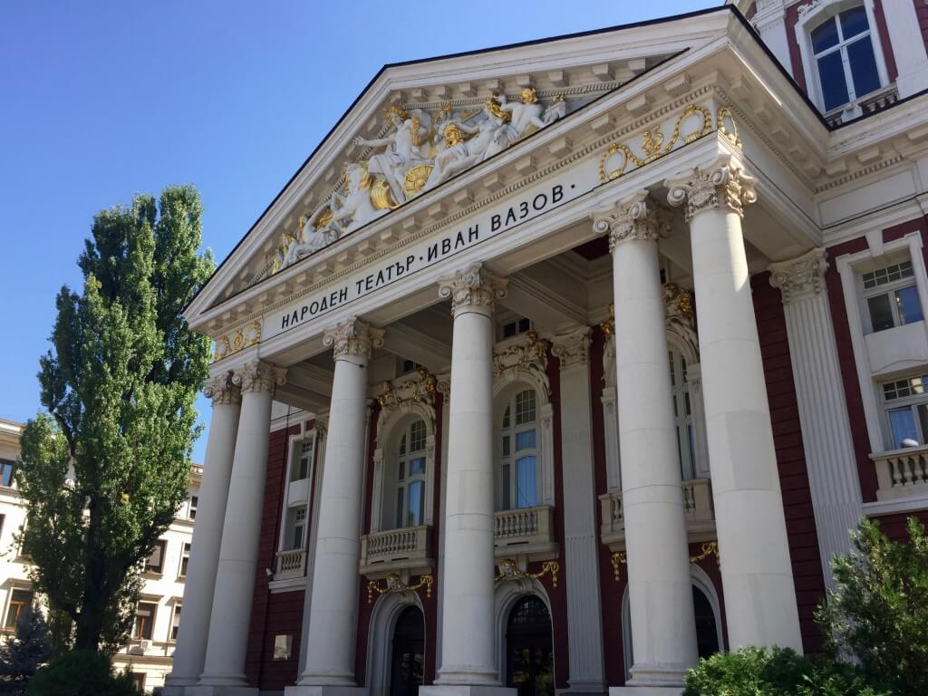 Nationaltheater in Sofia