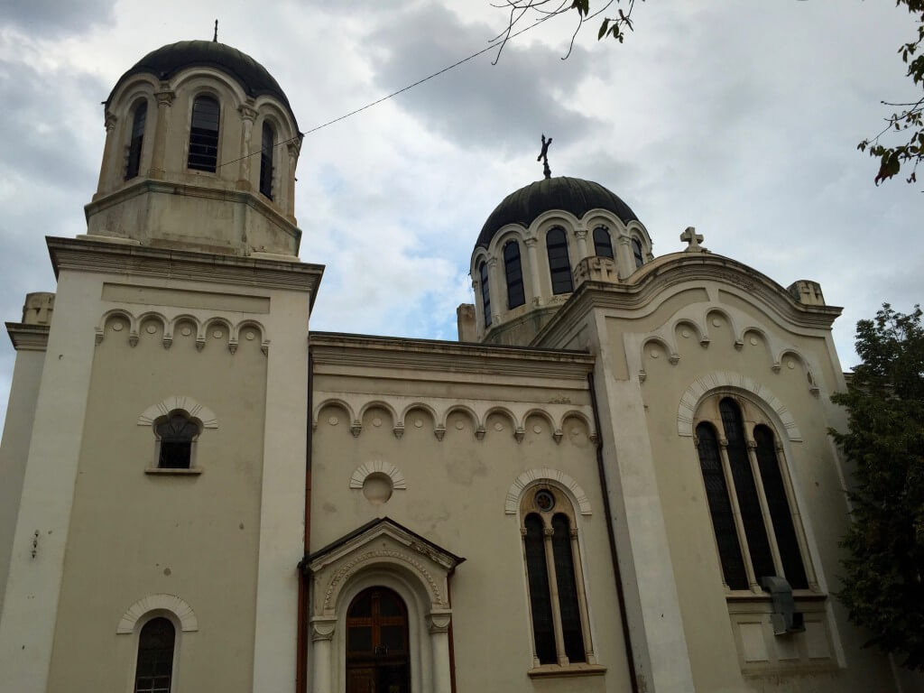 Orthodoxe Kirche in Sofia