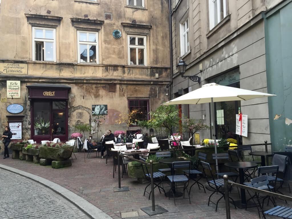 Reisetipps Krakau: Cafe Camelot