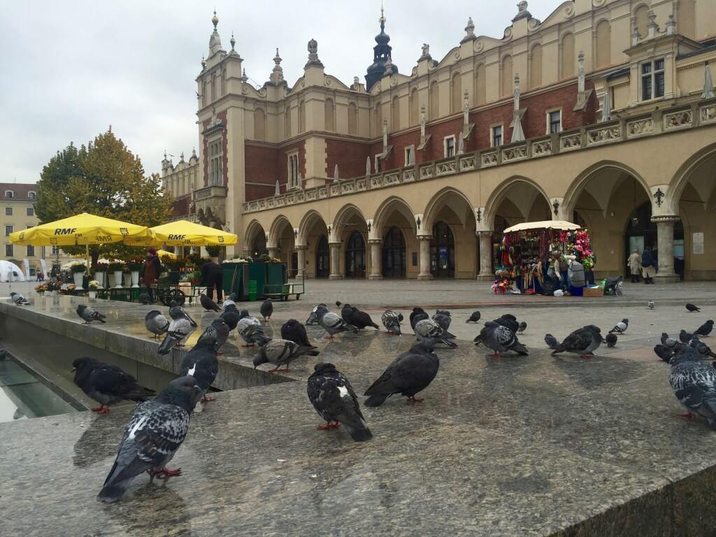 Reisetipps Krakau: Marktplatz