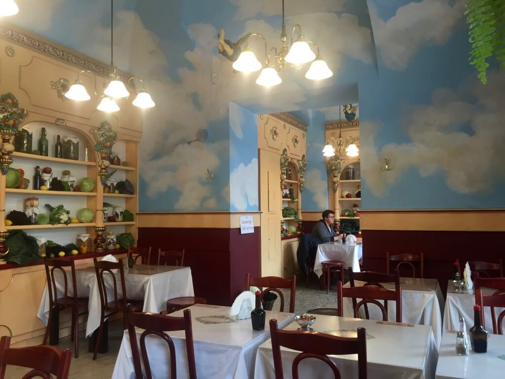 Reisetipps Krakau: Restaurant Samoobstugowa Palakowki