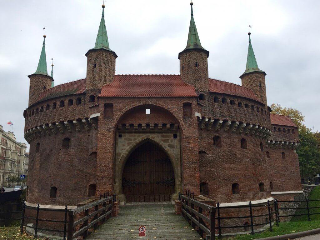 Reisetipps Krakau: Stadttor