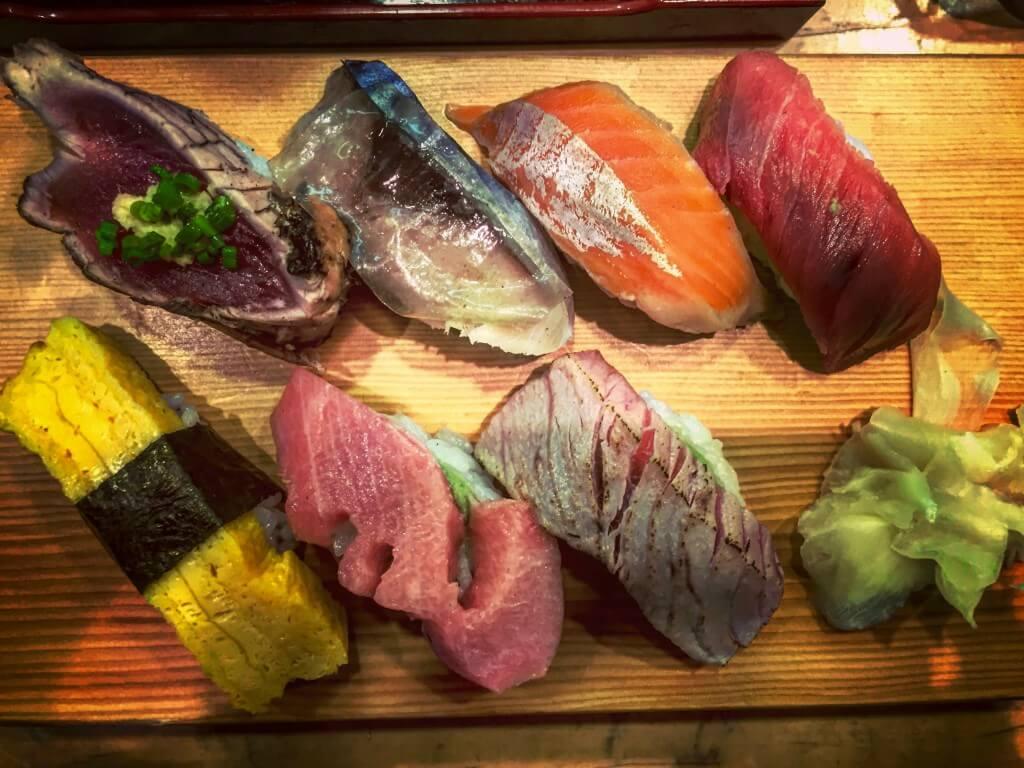 Tokio Tipps: Sushi