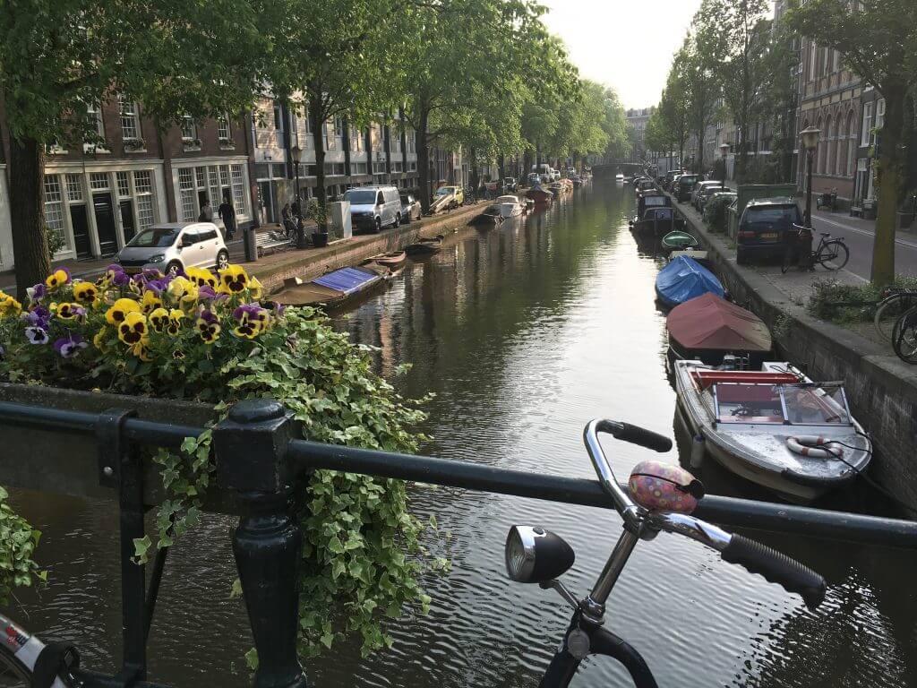 Insidertipps Amsterdam: Blick auf die Grachten
