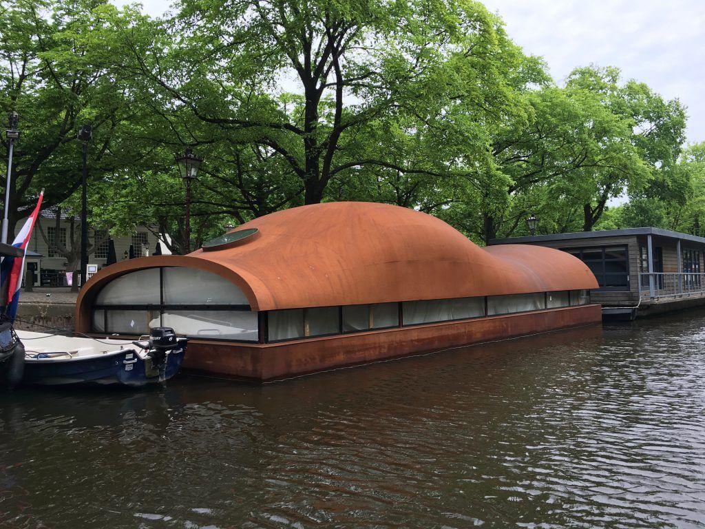 Insidertipps Amsterdam: Hausboot