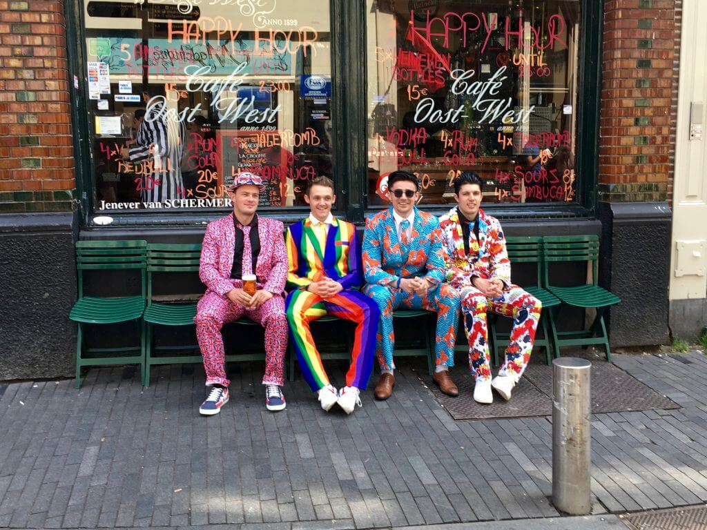 Insidertipps Amsterdam: Junggesellenabschied