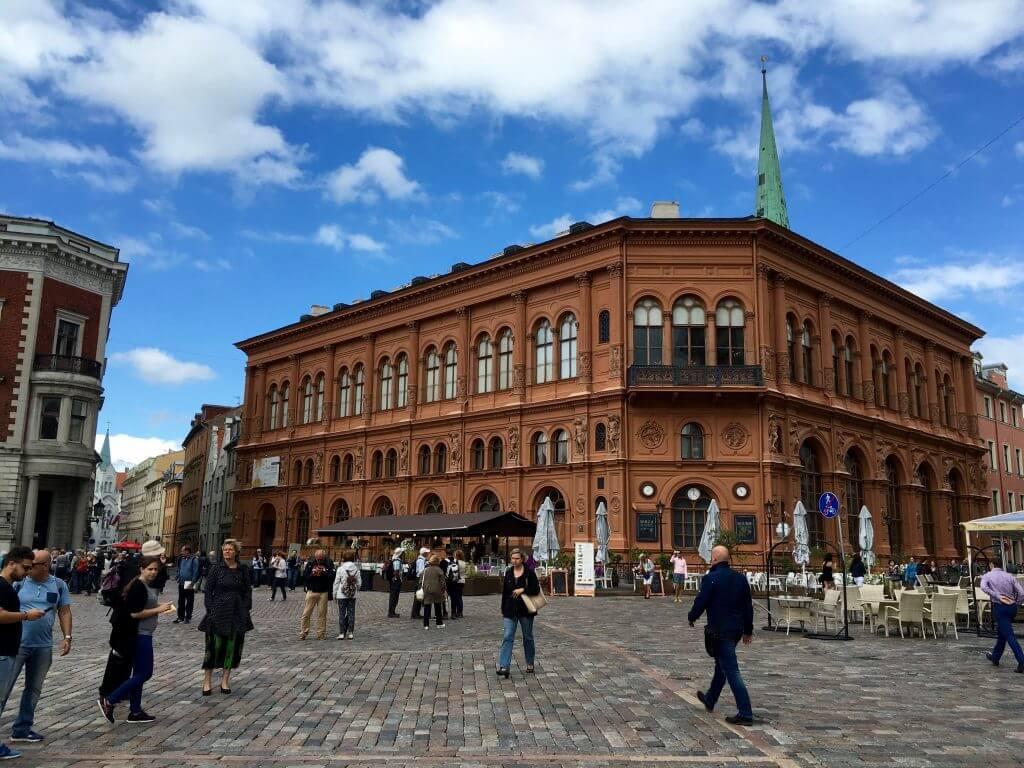 Reisetipps Riga: Alte Börse