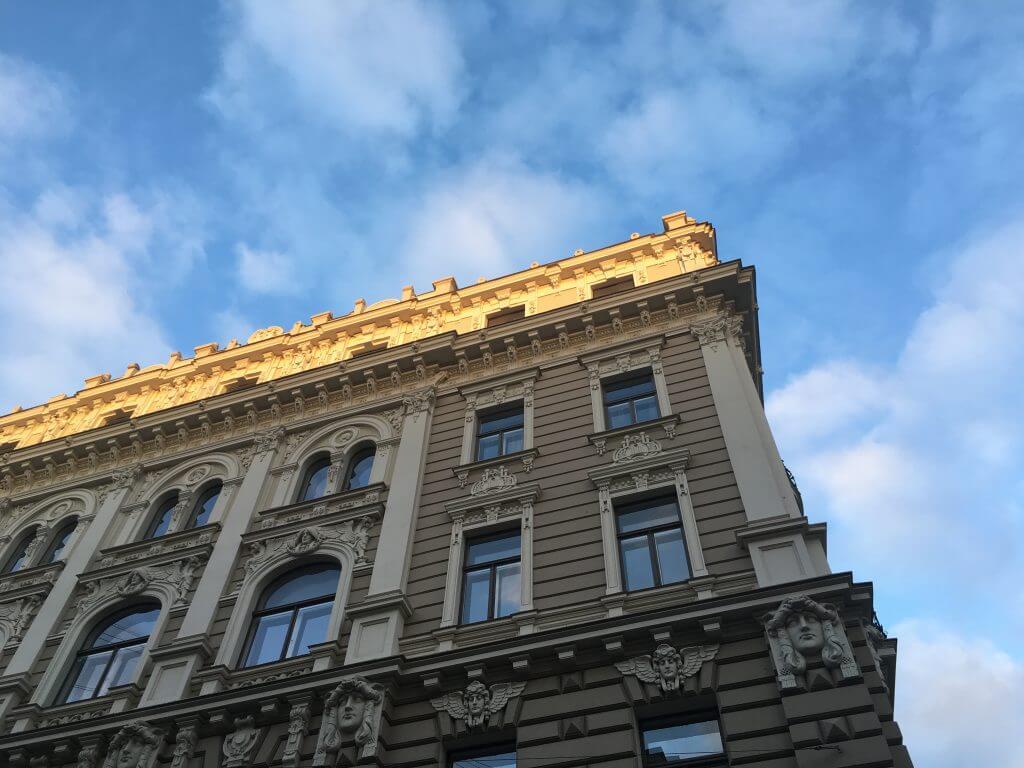 Reisetipps Riga: Jugendstilhaus