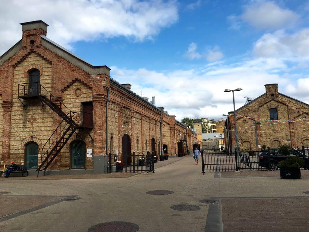 Reisetipps Riga: Speicherstadt