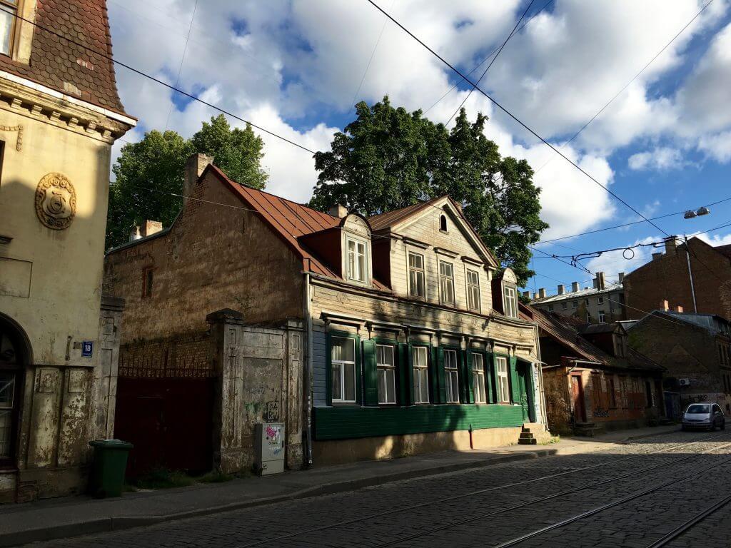 Reisetipps Riga: Miera iela