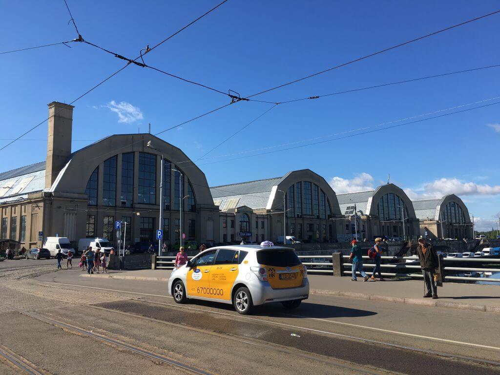 Reisetipps Riga: Markthallen