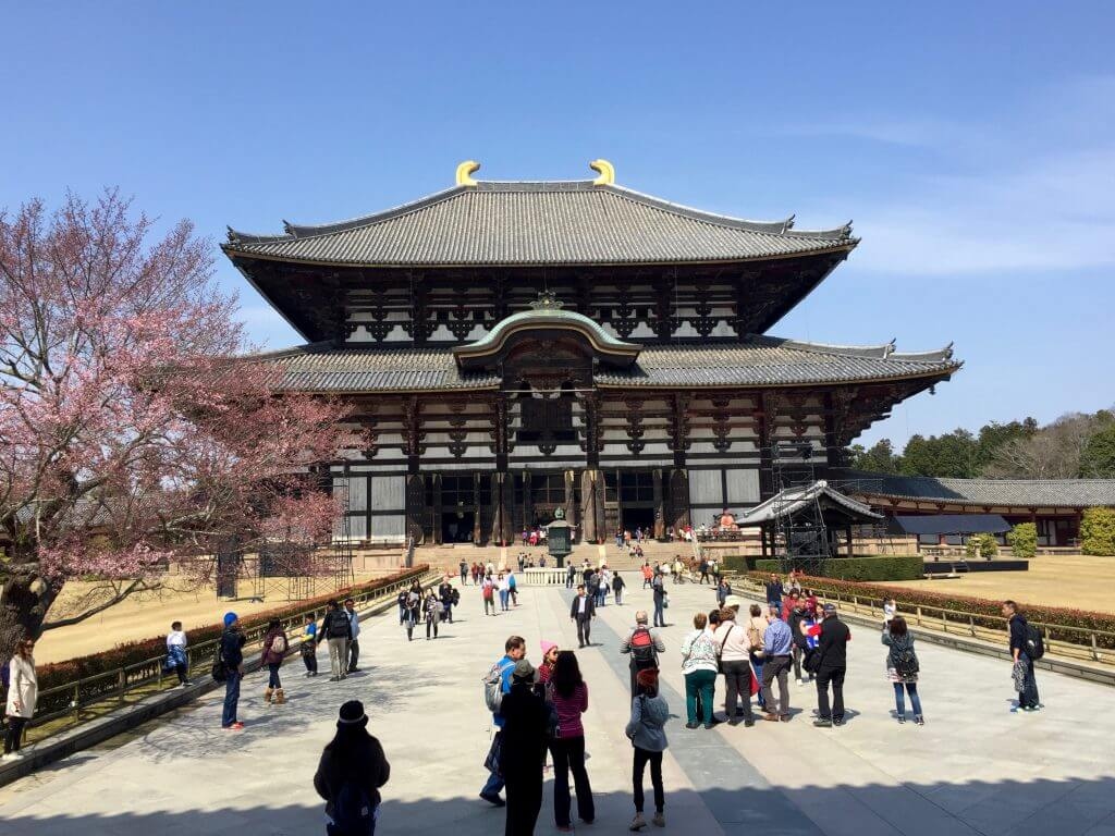 Reisetipps Kyoto Todai-Ji Tempel