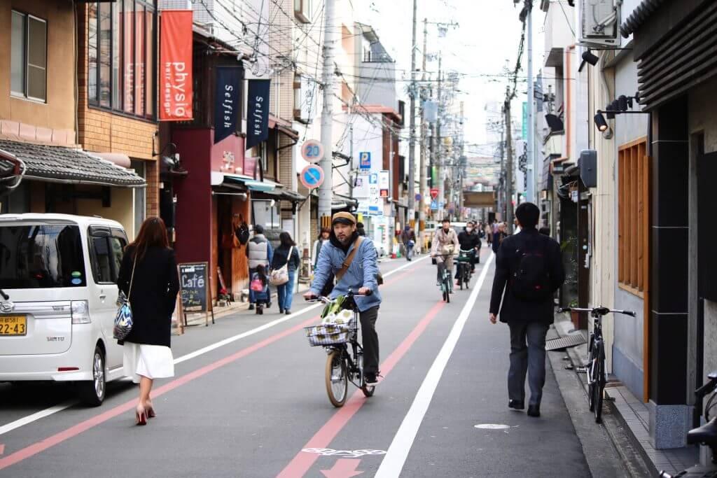 Reisetipps Kyoto: Innenstadt