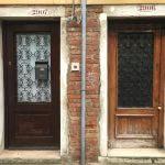 Kulturtipps Venedig: Türen im Jüdischen Ghetto