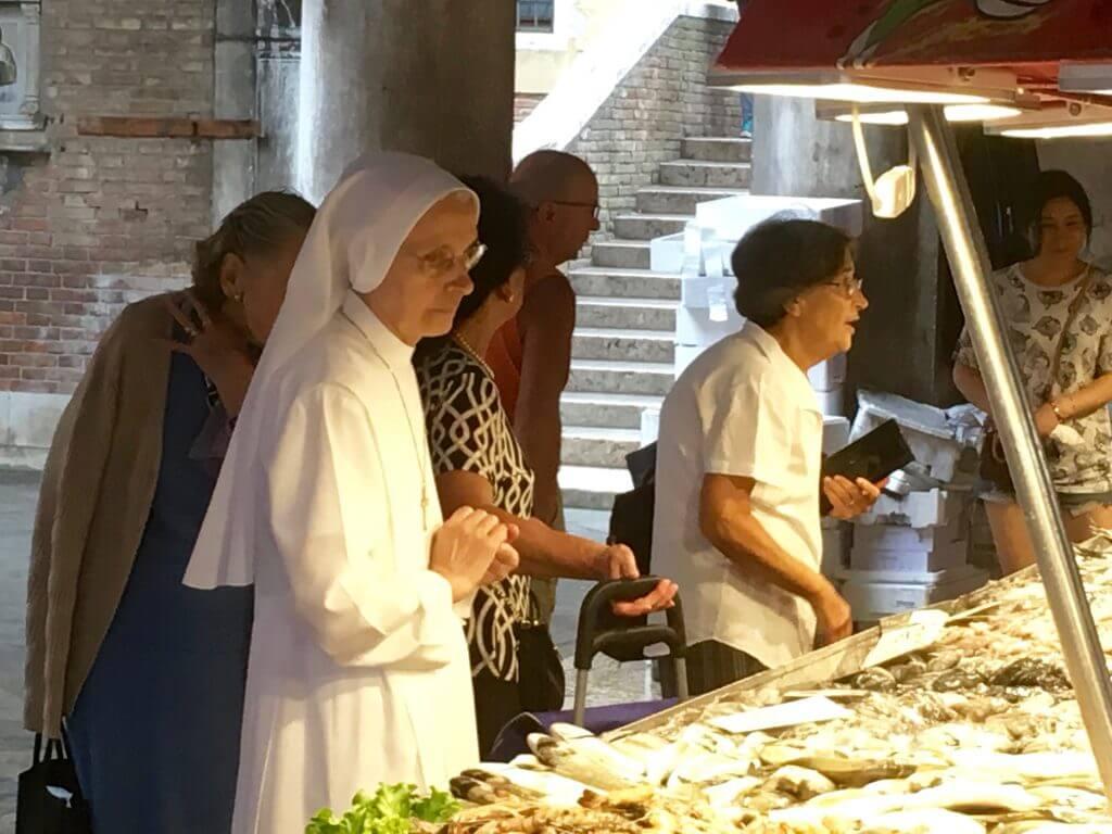 Reisetipp Venedig: Fischmarkt