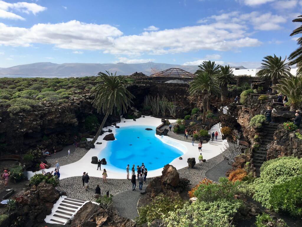 Reisetipp Lanzarote - Touristenmagnet Jameos del Agua