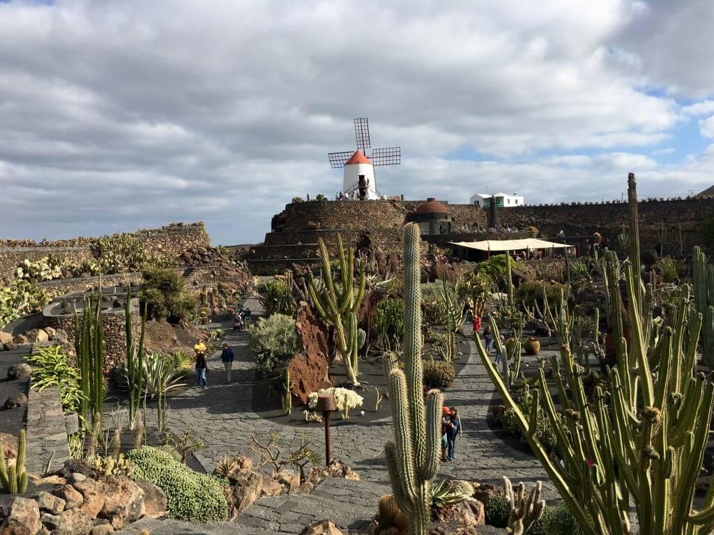 Reisetipp Lanzarote - Jardín de Cactus