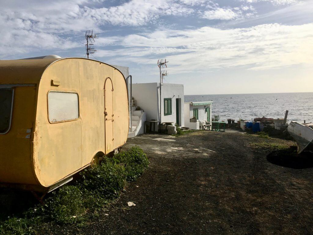 Hiking auf den Kanaren: Playa Quemada (Lanzarote)