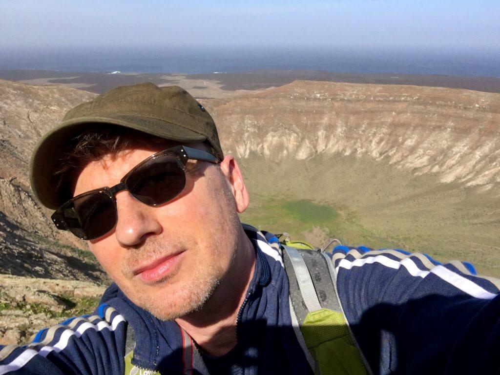 Reisetipp Lanzarote - Trekking Caldera Blanca