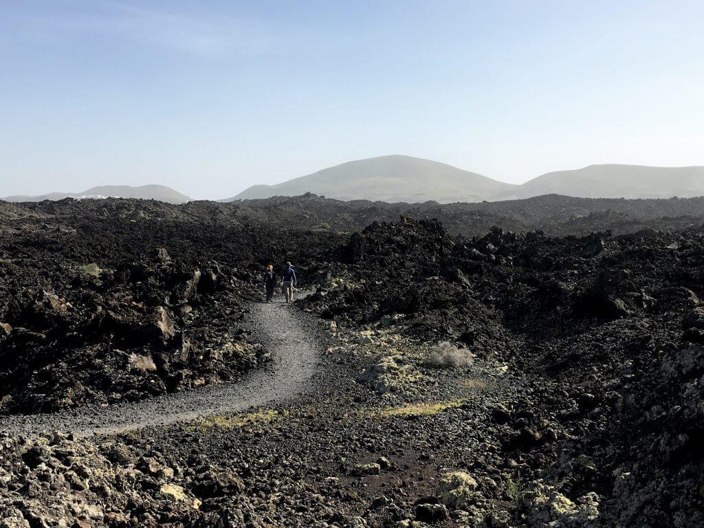 """Reisetipp Lanzarote - """"Mondlandschaft"""" auf Lanzarote"""