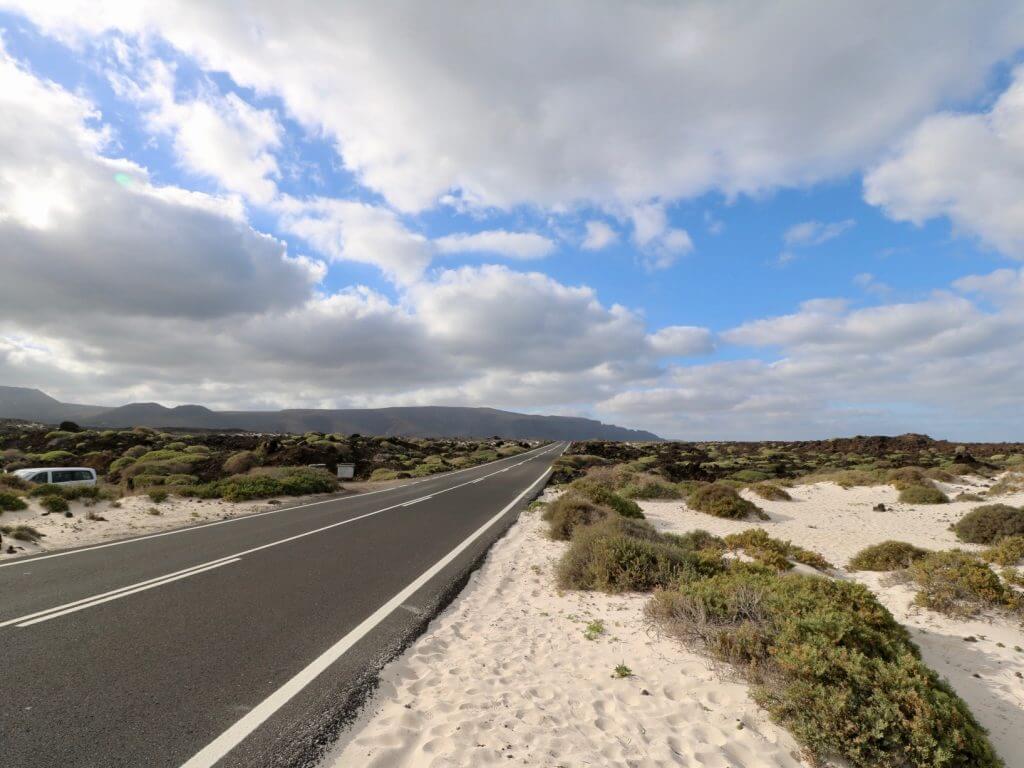 Reisetipps Lanzarote: Küstenstraße