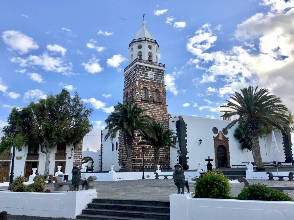 Reisetipps Lanzarote: Teguise - Plaza de la Constitución