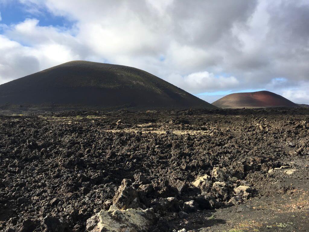 Reisetipps Lanzarote: Vulkanlandschaft