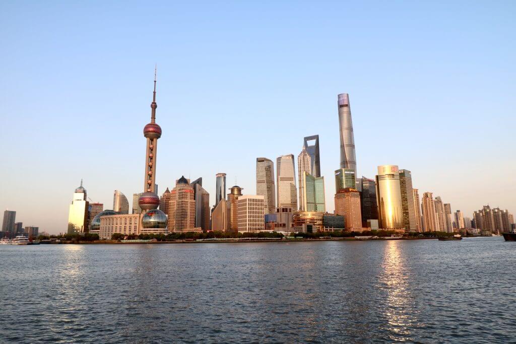 Erkenntnisse über China - Shanghai, Pudong