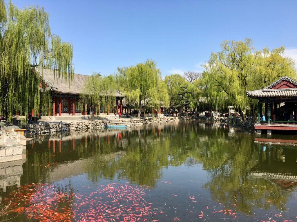 Die top 5 Peking Highlights: See im Sommerpalast