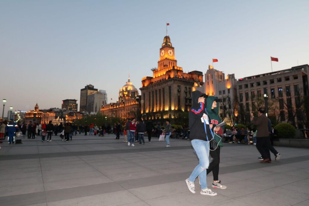 Sightseeing Tipps Shanghai: Der Bund