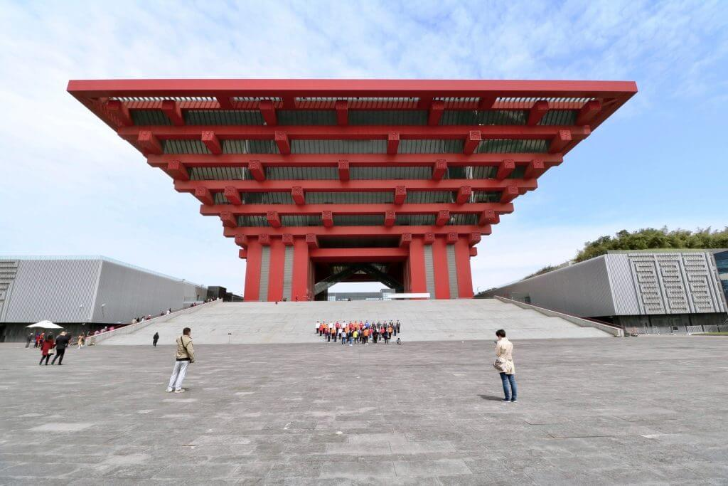 Sightseeing Tipps Shanghai: China Art Museum