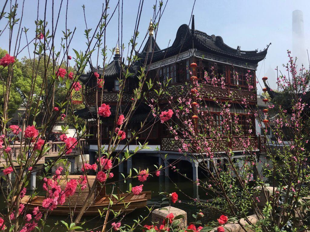Sightseeing Tipps Shanghai: Yu Garden