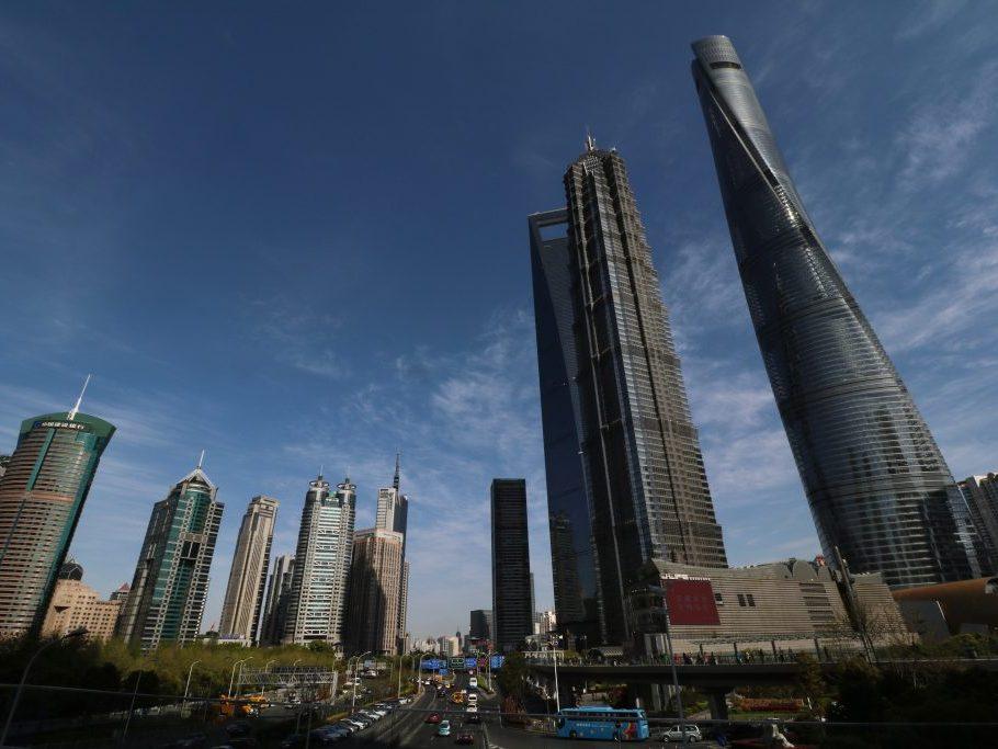 Sightseeing Tipps Shanghai: Häuserschluchten in Pudong