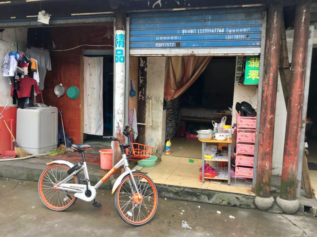 Sightseeing Tipps Shanghai: Haus in Qibao